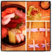 Photo taken at Yama Sushi by Jennie T. on 2/2/2013