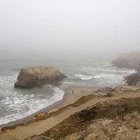 Photo taken at Ocean Beach by Kim R. on 5/12/2013