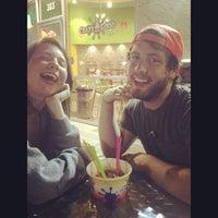 Photo taken at Crazy Good Yogurt by Bridget G. on 3/24/2013