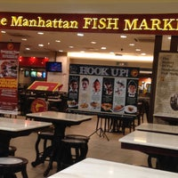 Photo taken at The Manhattan Fish Market by Haliza B. on 4/16/2013
