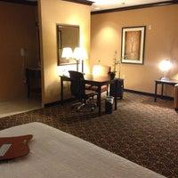 Photo taken at Hampton Inn & Suites Dallas Desoto by cb m. on 4/15/2014