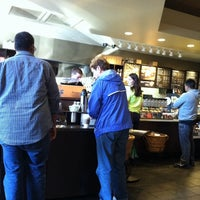 Photo taken at Starbucks by Andre' P. on 10/12/2013