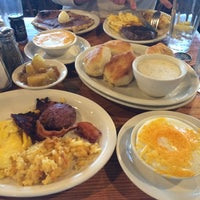 Photo taken at Cracker Barrel Old Country Store by Brooke B. on 2/21/2015