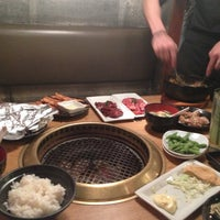 Photo taken at Gyu-Kaku Japanese BBQ by Venessa O. on 3/24/2013