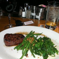 Photo taken at J. Gilbert's Wood-Fired Steaks & Seafood by Ryan M. on 4/8/2013