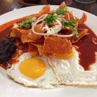 Photo taken at La Olla by Jeffrey A. on 12/1/2012