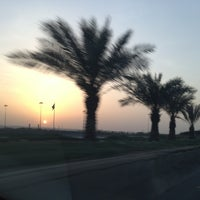 Photo taken at King Khaled Rd by Happy on 7/29/2013