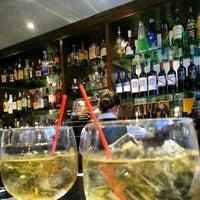 Photo taken at Angus's Bistro by Meltdown C. on 10/14/2012