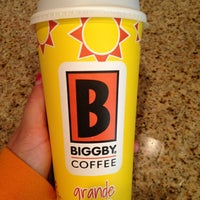 Photo taken at Biggby Coffee by Bre V. on 4/2/2013
