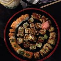 Photo taken at Sushiya by Simeon F. on 6/9/2013