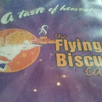 Photo taken at Flying Biscuit Cafe West Paces by Traci S. on 1/27/2013