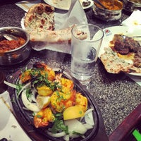 Photo taken at Mehfil Indian Cuisine by ErhFen K. on 11/4/2014
