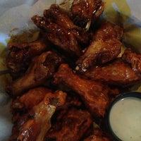 Photo taken at Buffalo Wild Wings by Lynda F. on 4/6/2013