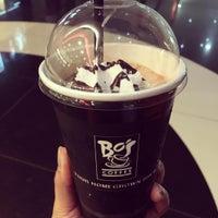 Photo taken at Bo's Coffee by -='phebie'=- on 2/20/2016