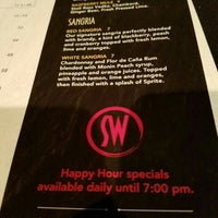 Photo taken at Stonewood Grill & Tavern by Hans A. on 6/4/2016
