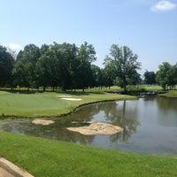 Photo taken at Birkdale Golf Club by Kelly L. on 5/22/2013