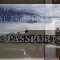 Photo taken at Ohio BMV License Agency, Driver Exam Station & Title Office by Charles Y. on 10/12/2013