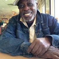 Photo taken at Denny's by C.J. F. on 3/17/2014