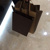 Photo taken at Louis Vuitton by Aris S. on 2/15/2014