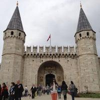 Photo taken at Topkapı Palace by Gizem G. on 4/1/2013
