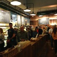 Photo taken at Cossetta's Italian Market & Pizzeria by Jason D. on 5/25/2013