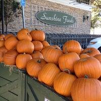 Photo taken at Sunshine Foods by John C. on 10/15/2013