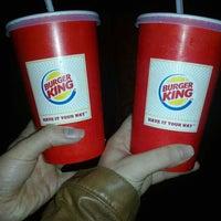 Photo taken at Burger King by didi Y. on 4/3/2013