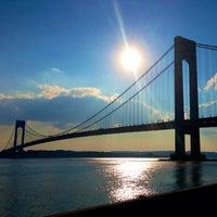 Photo taken at Manhattan Bridge by Collin M. on 7/17/2013