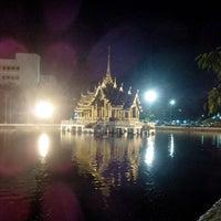 Photo taken at Ramkhamhaeng University by MiKan S. on 7/1/2013