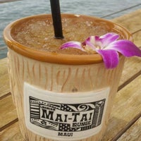 Photo taken at Lahaina Mai Tai Lounge by Brian Q. on 11/21/2012