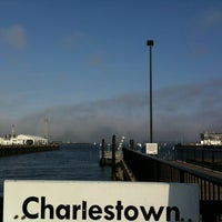 Photo taken at MBTA Charlestown Ferry by Alex S. on 7/8/2013