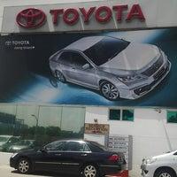 Photo taken at Toyota Service Centre Sg Besi KL by Rosli I. on 5/16/2013