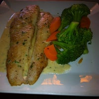 Photo taken at Brasserie Creperie by Denise L. on 8/10/2013