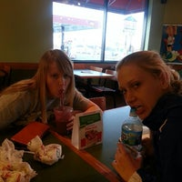 Photo taken at Pita Pit by Mary S. on 3/28/2013