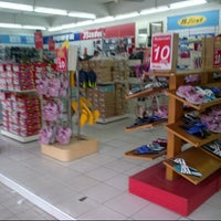 Photo taken at Kedai Kasut Bata by missfasha on 10/8/2012