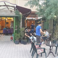 Photo taken at Cafe Han by Muammer K. on 7/7/2013