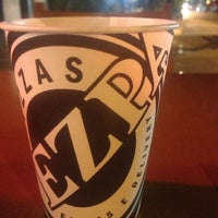 Photo taken at Vezpa Pizzas by Maria eduarda M. on 10/25/2012
