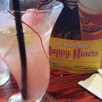 Photo taken at Red Robin Gourmet Burgers by Adam A. on 8/7/2013