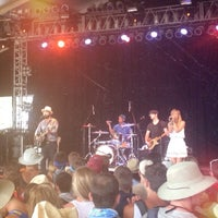 Photo taken at That Tent at Bonnaroo Music & Arts Festival by Matthew P. on 6/15/2013