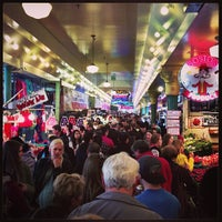 Photo taken at Pike Place Market by Sean C. M. on 5/18/2013
