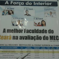 Photo taken at Faculdade Leão Sampaio (FALS) by Fred L. on 4/12/2013