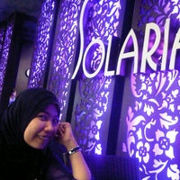 Photo taken at Solaria by Nia R. on 7/8/2013