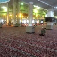 Photo taken at Masjid Agung Al Karomah Martapura by Dani S. on 7/24/2014