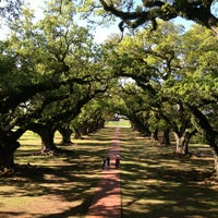 Photo taken at Oak Alley Plantation by Renaud on 4/5/2013