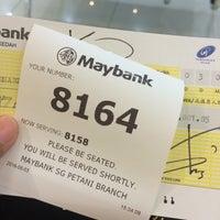 Photo taken at Maybank by Nabyla A. on 6/3/2016