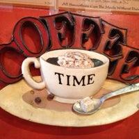 Photo taken at Sunburst Espresso Bar by Betsy B. on 2/28/2013