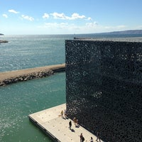 Photo taken at Musée des Civilisations de l'Europe et de la Méditerranée (MuCEM) by Festou on 7/29/2013