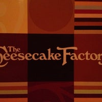 Photo taken at The Cheesecake Factory by Brian D. on 11/24/2012