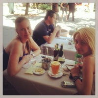 Photo taken at Canasta Pizzeria & Ristorante by Анастасия П. on 6/23/2013