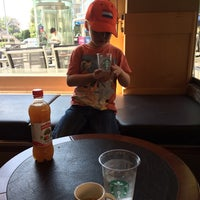 Photo taken at Starbucks by Tamara G. on 8/4/2014